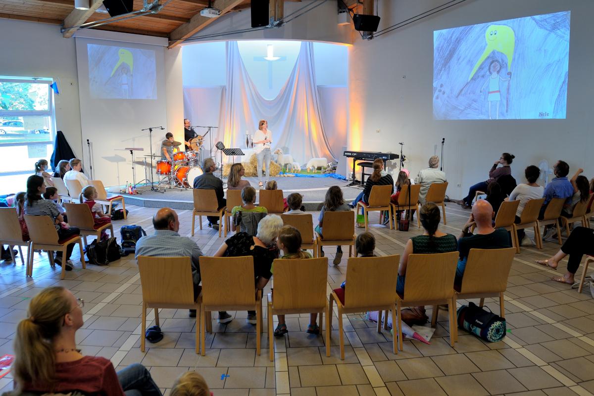 Familiengottesdienst FeG Hildesheim